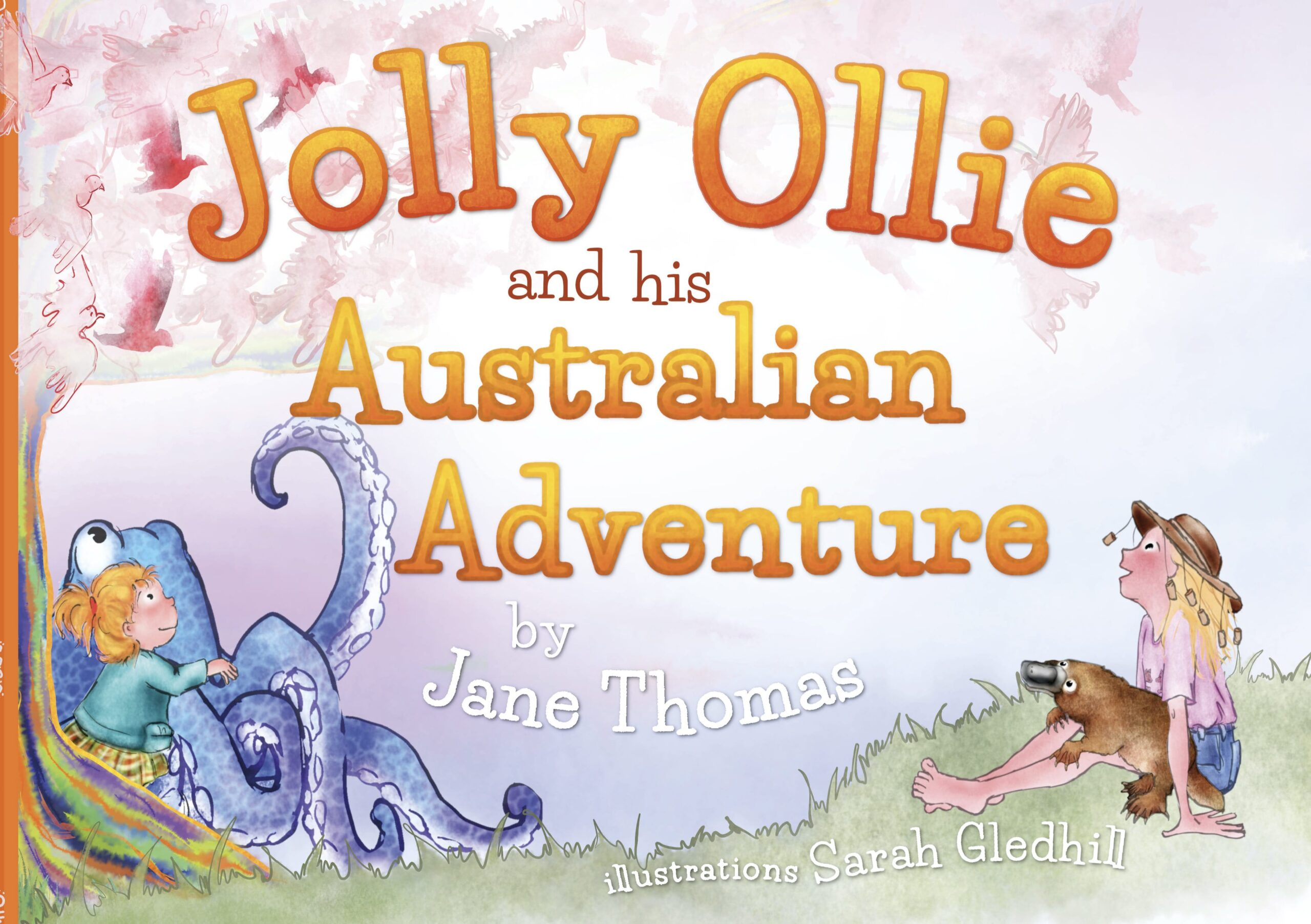 Jolly Ollie cover